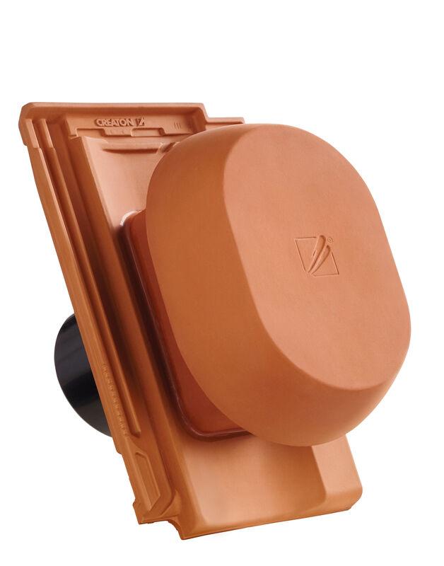 """CAN Element tub aerisire argila NW 150/160 mm """"SIGNUM"""", cu furtun flexibil pentru conexiune"""