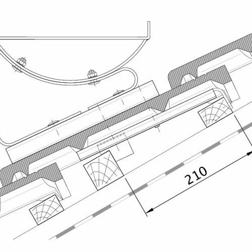 Desen tehnic produs HEIDELBERG FUK PROFILIERTE-BDS