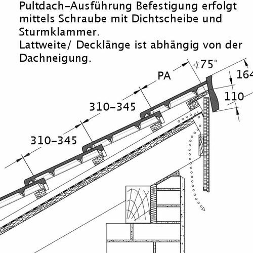 Desen tehnic produs HEIDELBERG PDA PROFILIERTE-BDS