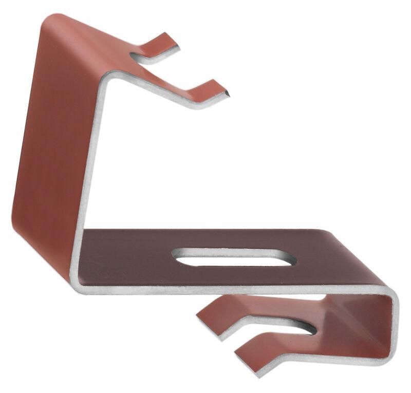 Clemă din aluminiu pentru coamă  PZ