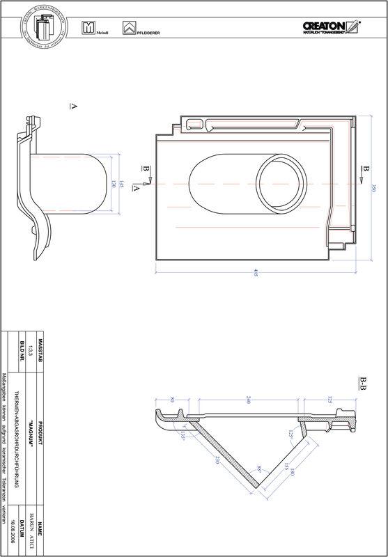 Fiser CAD produs MAGNUM Termal THERME