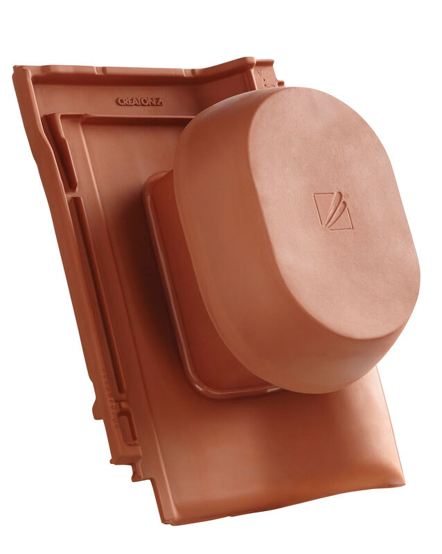 "MAG Element tub aerisire argila NW 150/160 mm ""SIGNUM"", cu furtun flexibil pentru conexiune"