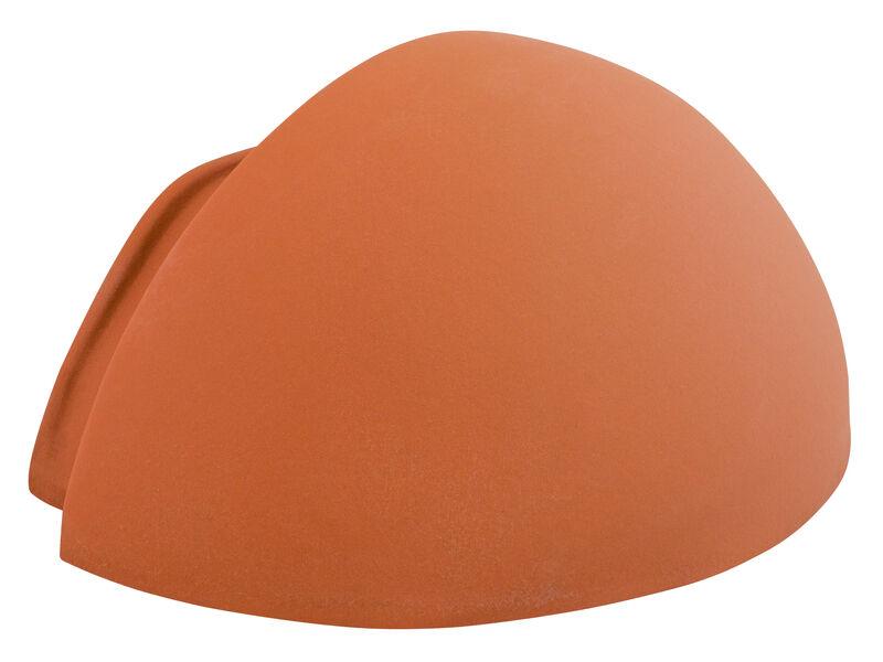 GOG început de coamă ceramică rotund PF