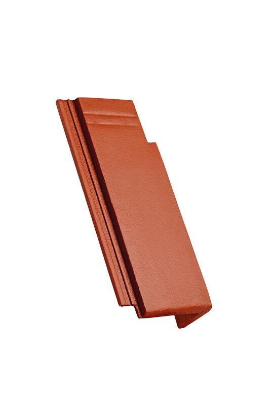 KAP Ţiglă din beton  1/2 laterală dreapta, suprapunere 90 mm