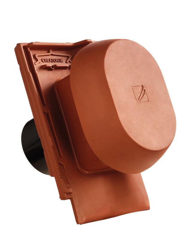 "MZ3 Element tub aerisire argila NW 150/160 mm ""SIGNUM"", cu furtun flexibil pentru conexiune"