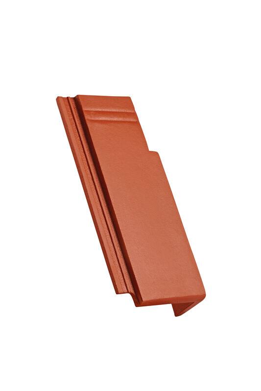 KAP Ţiglă din beton  1/2 laterală dreapta, suprapunere 120 mm