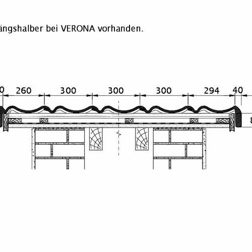 Desen tehnic produs VERONA ORL PROFILIERTE-BDS