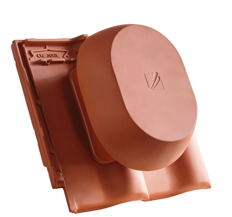 "MZ3 Element tub aerisire argila NW 200 ""SIGNUM"" cu furtun flexibil"