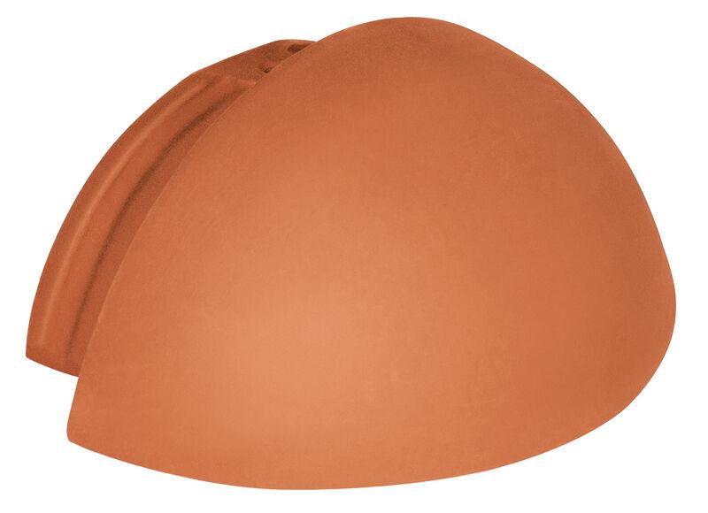 ROG început de coamă ceramică rotund BZ