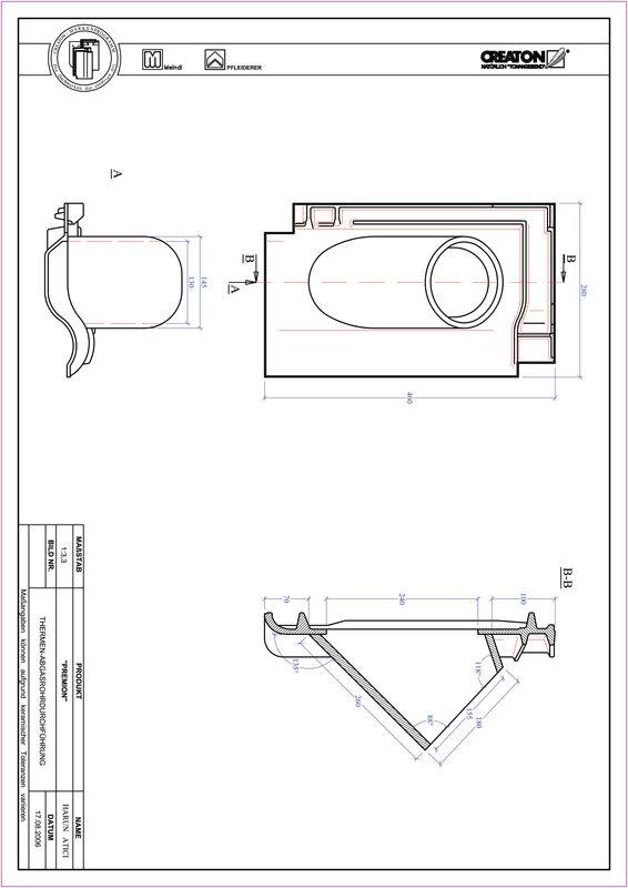 Fiser CAD produs PREMION Termal THERME