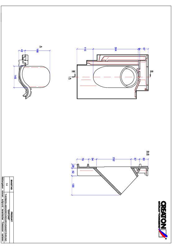 Fiser CAD produs SINFONIE Termal THERME