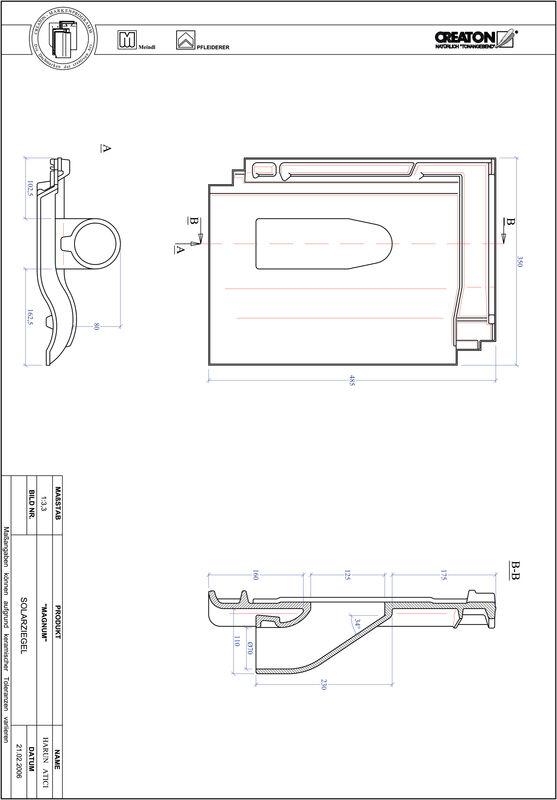 Fiser CAD produs MAGNUM Solar SOLAR