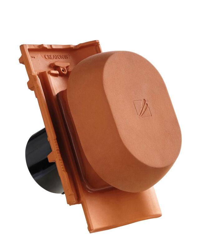 "MEL Element tub aerisire argila NW 150/160 mm ""SIGNUM"", cu furtun flexibil pentru conexiune"