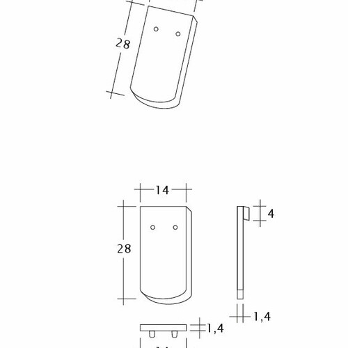 Desen tehnic produs MANUFAKTUR TUBI-1-1