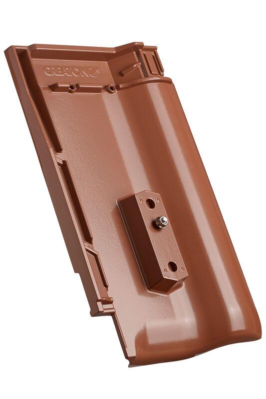 MZ3  Ţiglă de prindere pentru consolă, din aluminiu colorat