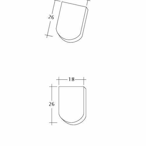Desen tehnic produs KLASSIK Firstanschluss