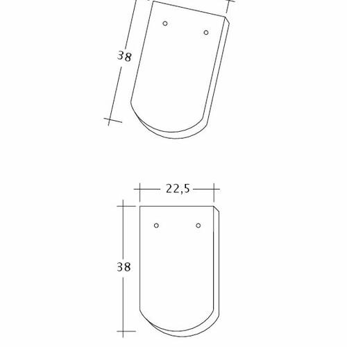 Desen tehnic produs KLASSIK 1-1-4