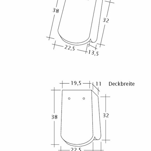 Desen tehnic produs KLASSIK OG-1-1-4