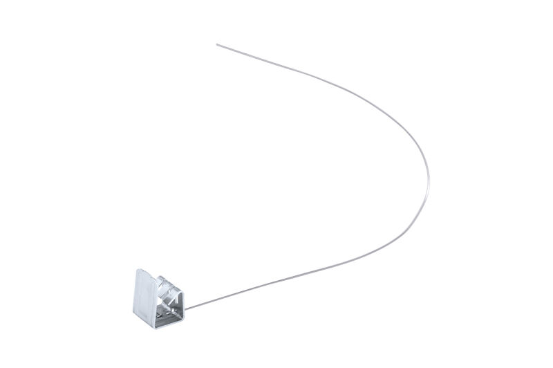 Clemă fixare pentru ţiglă debitată (inox) 10-13 mm