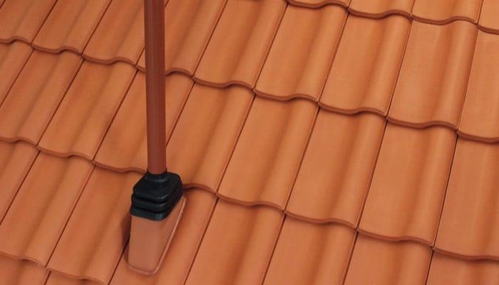 Elemente de stapungere în planul acoperișului