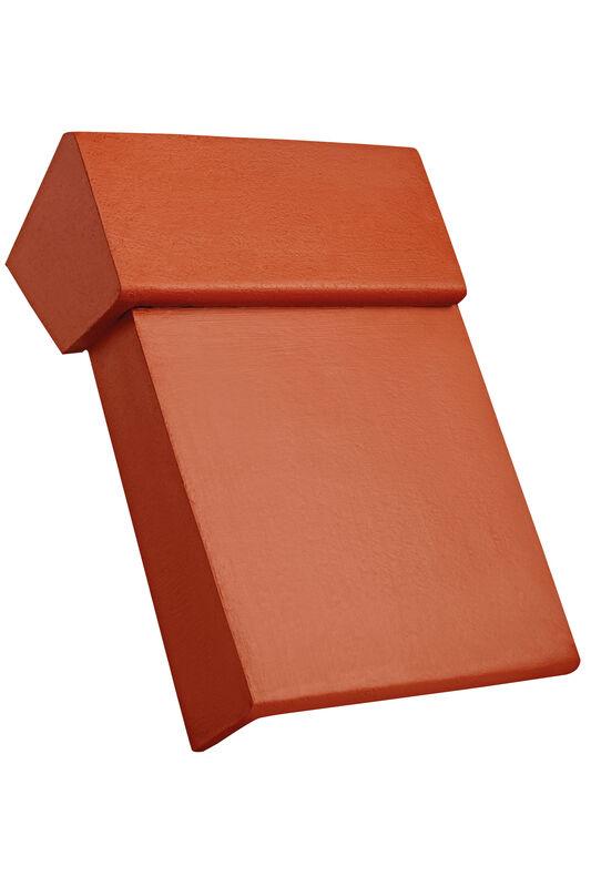 KAP Ţiglă din beton  laterală stânga cu proeminenţa dublă