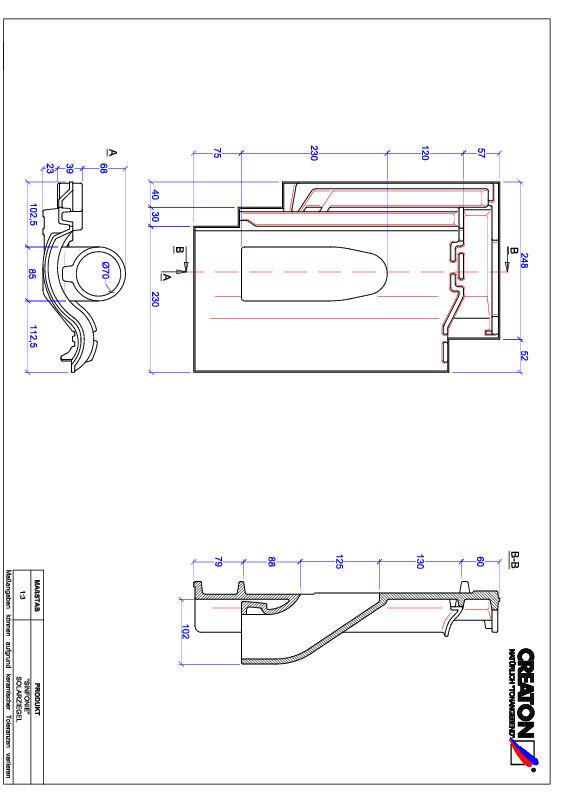 Fiser CAD produs SINFONIE Solar SOLAR