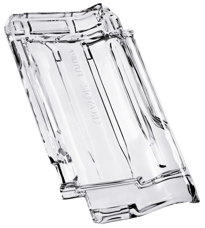 FUT Ţiglă transparentă (acril)