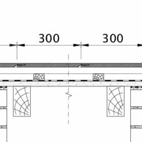 Desen tehnic produs KAPSTADT ORL EBENE-BDS-1