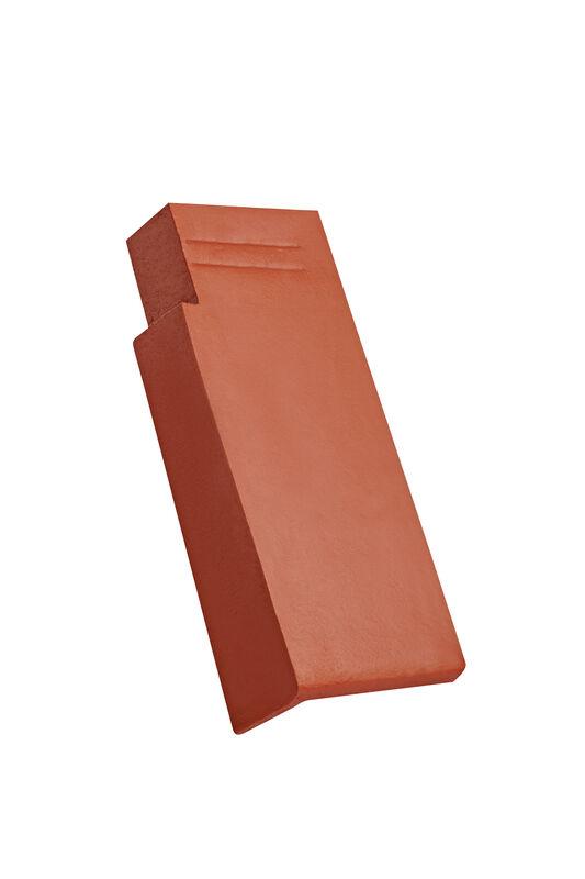 KAP Ţiglă din beton  1/2 laterală stânga, suprapunere 90 mm