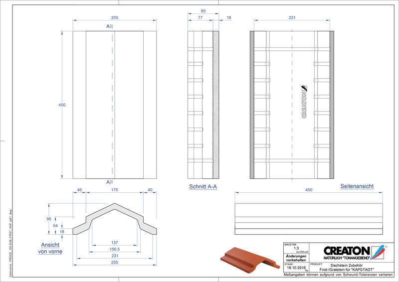 Fiser CAD produs KAPSTADT accesorii FIRST-Firststein