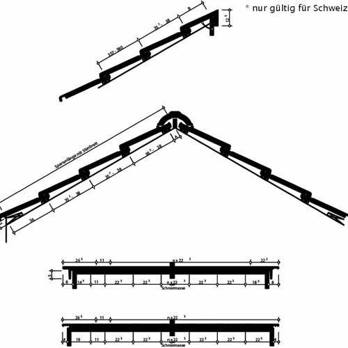Desen tehnic produs RATIO HÖN Elveţia RATIO