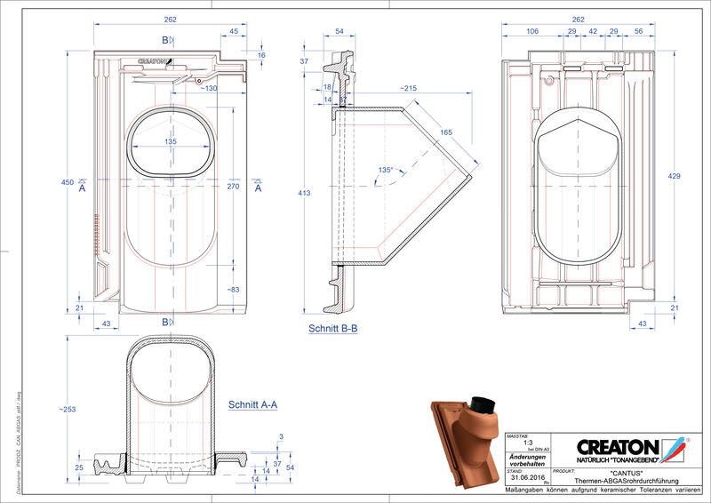 Fisier CAD produs CANTUS Termal THERME