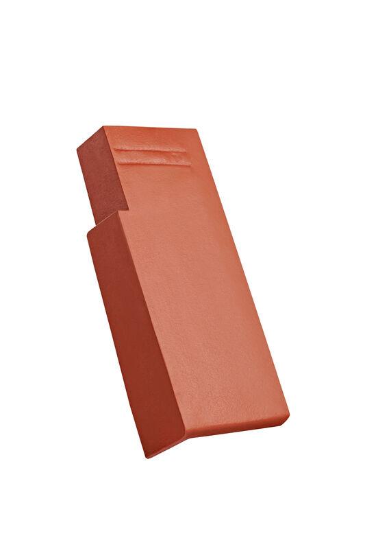 KAP Ţiglă din beton  1/2 laterală stânga, suprapunere 120 mm